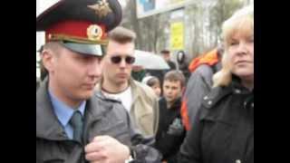 Шествие_1Начало Кемерово 6мая2012г(6 мая 2012г. вг. Кемерово состоялось шествие от кинотеатра