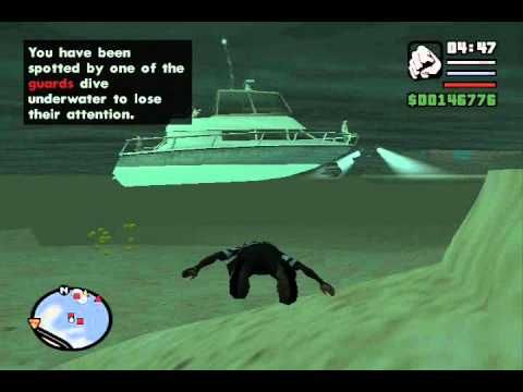 Grand Theft Auto San Andreas Woozie Amphibious Assault