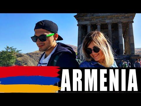 Armenia  -  Cinematic Travel Video