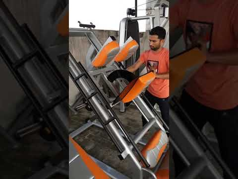 Gym And Fitness Equipment Manufacturer In Delhi