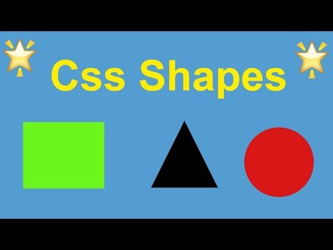 CSS Shapes Bangla ( Triangle, Clip path ) Tutorial thumbnail