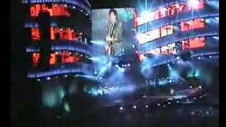 the rolling stones a bigger bang roma 2007 intro+star me up