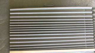 How To Re-String a Pleated RV Day/Night Window Shade
