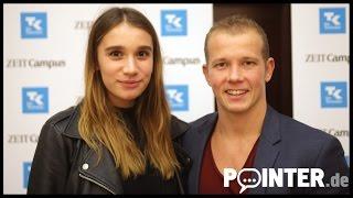 Fabian Hambüchen im Pointer-Freundebuch Video