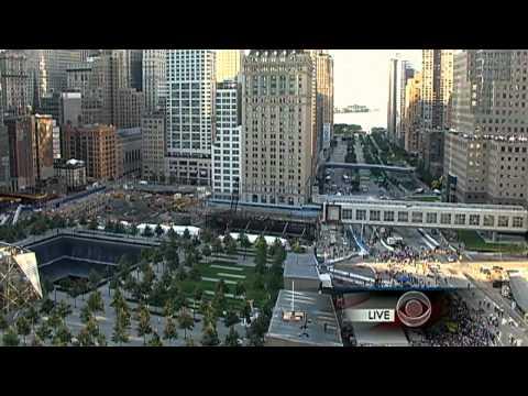 Obama to visit all three 9/11 memorials