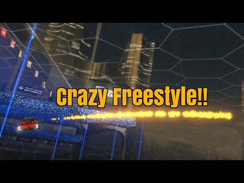 Squishy Muffinz Background Music : Rocket League - Amazing Freestyle Goal!! - YouTube