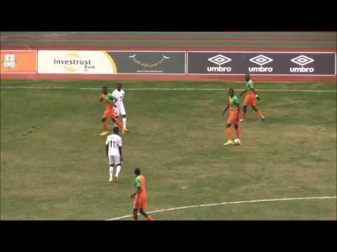 Zesco United versus Power Dynamos at Levy Mwanawasa Stadium 2016