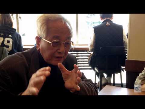 Plaubel Makina 67 Chief Designer, Yasuo Uchida / 内田康男