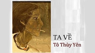 Nhà thơ Tô Thùy Yên qua đời (2/4)