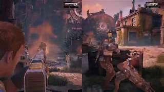 gears of war 4 live on PC nvidia 1070gtx