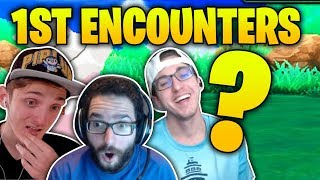 OUR 1ST ENCOUNTERS. | Pokémon Ultra Sun and Moon Randomizer Nuzlocke TRIPLE THREAT #2