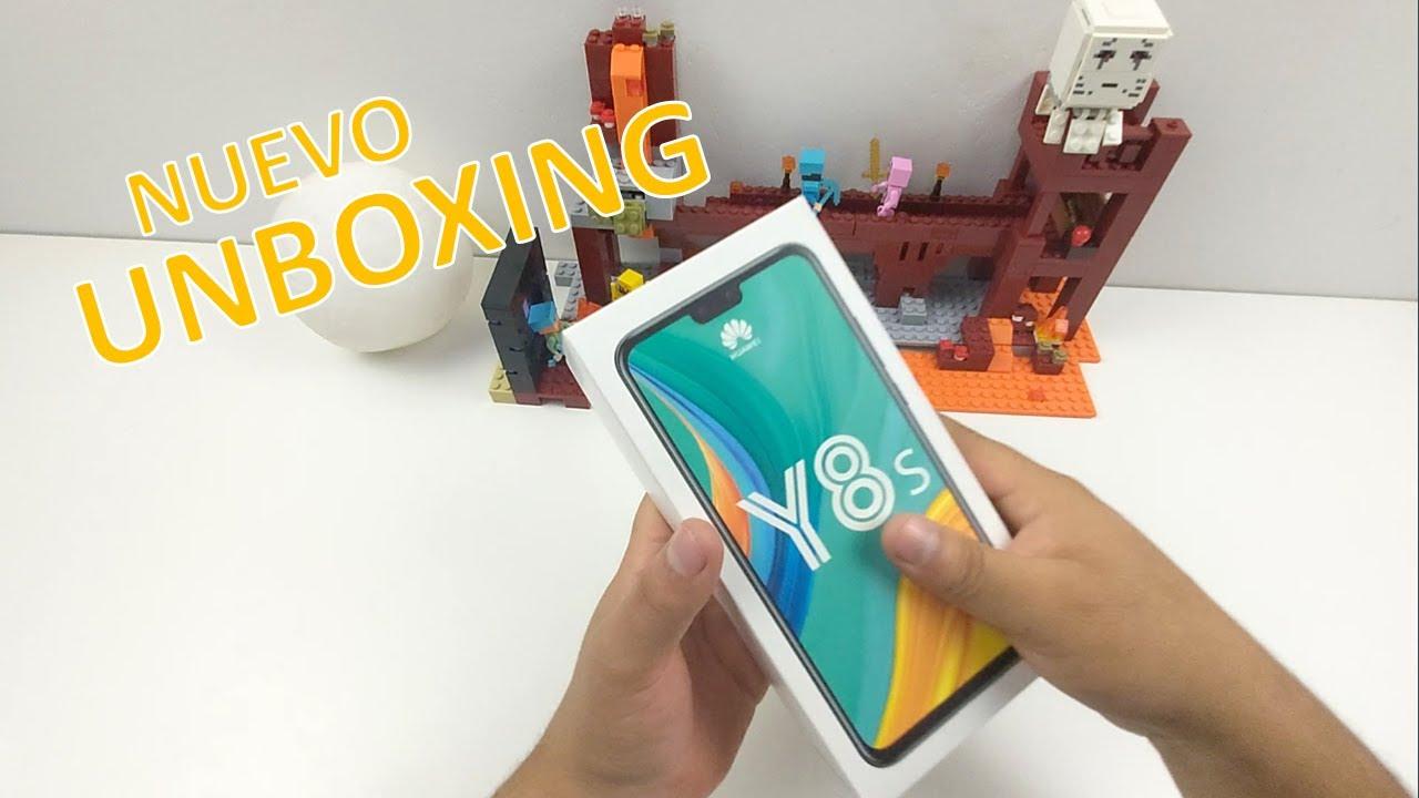 Huawei Y8s | Unboxing en Español