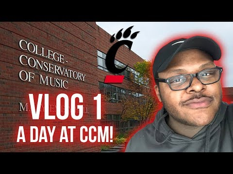 A Day at CCM | Vlog 1