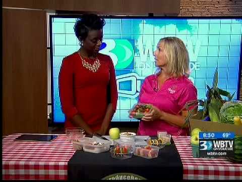 Back-to-School Lunch and Snack Recipes - The Produce Box