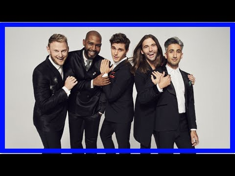 The political division of the United States of America new queer eye loom