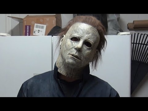 Michael Myers Mask Halloween 1.Michael Myers Halloween 2018 Mask Costume Trick Or Treat Studios