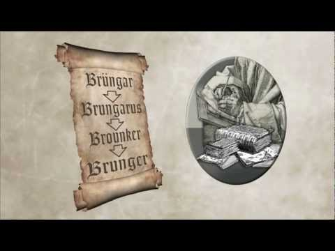 History of the Brunger Surname.wmv