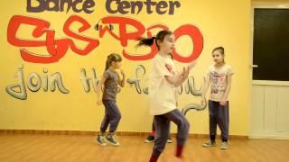 Sis n Bro hip-hop kids, школа№ 95, г.Кишинёв