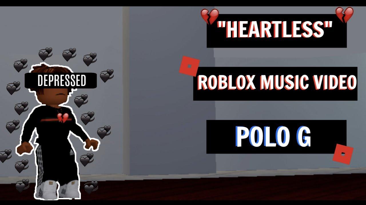 Heartless Polo G Bushy Rblx Roblox Short Music Video
