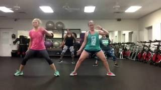 dance fitness messin around by pitbull feat enrique iglesias