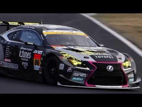 SUPER GT 2018 Rd1岡山