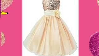Vestidos para niña de 12 años elegantes imagenes