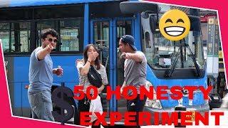 50 Honesty social experiment K…