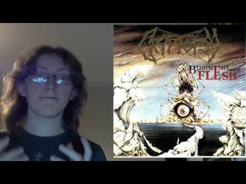 Cryptopsy - Blasphemy Made Flesh Album Review