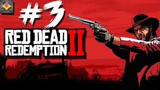 🔥Red Dead Redemption 2 PS4 LIVE STREAM Part 3🔥TheGebs24