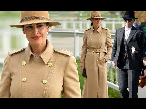 kirsty-gallacher-oozes-glamour-in-a-camel-coat-and-matching-trilby-as-she-joins-a-chic-victoria-pend