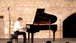 J. S. Bach - Italian Concerto BWV 971 (Italienisches Konzert) - Konstantinos Gerakianakis