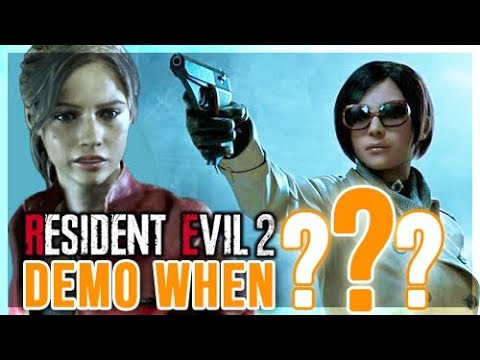 Resident Evil 2 Remake - International Demo When? - Is It That Bad Of An Idea? Opinions
