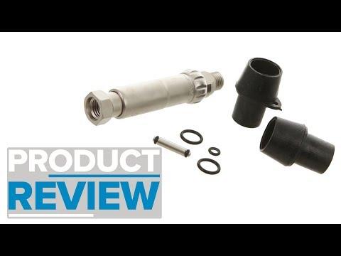 Suunto High Pressure Quick Disconnect Review