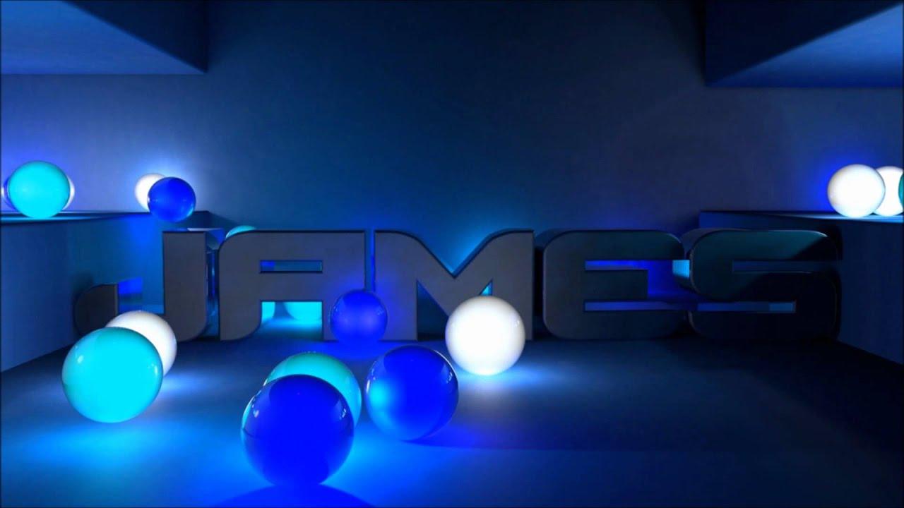 Amazing Free New Intro Template Cinema 4d Jamesreganx Youtube