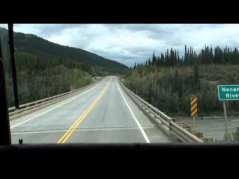 Road to Interior Alaska