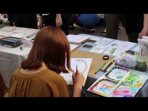 Korean Market Artist