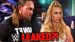 LEAKED Reason WWE Fired Big Cass?! *CARMELLA*