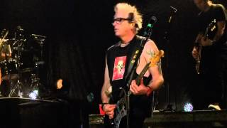 The Offspring - L.A.P.D. Enmore Theatre Sydney 8th March 2013.