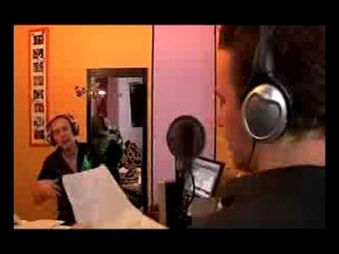cours de chant enregistrement studio