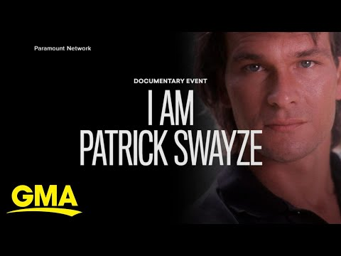 Patrick Swayze&39;s widow shares painful secrets about his childhood in new film  GMA