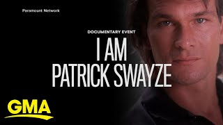 Patrick Swayze's widow shares painful secrets about his childhood in new film | GMA