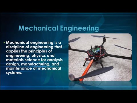 What is Mechanical Engineering ???