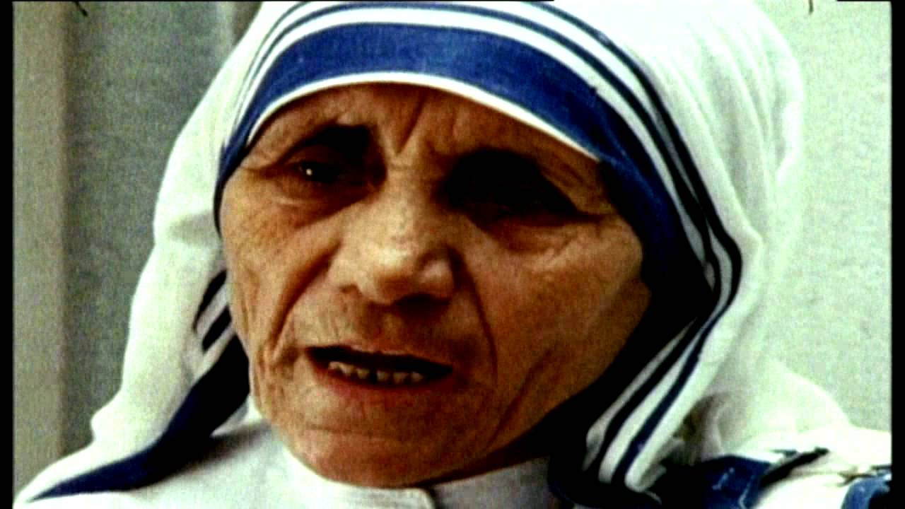 Life Journey Of Stmother Teresa Must Watch Documentary Youtube