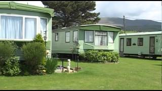 Sarnfaen Holiday Park North Wales