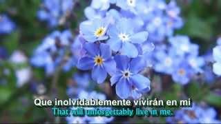 Inolvidable (Unforgettable) - Tito Rodríguez (Subtítulos: letras y traducción al inglés)