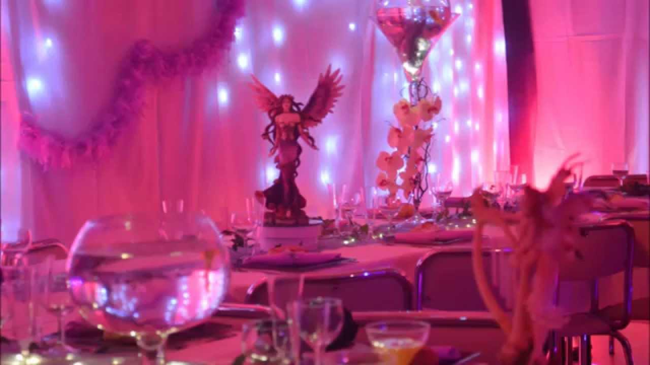 Décoration Salle D Anniversaire Décoration Mariage Jour J