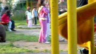 Leskovac City,children playground,just a happy moment in the afternoon,19th of May