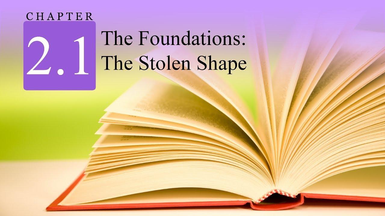 Bob's Book: Chapter 2.1 The Stolen Shape