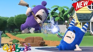 Oddbods Full Episode compilation | Anger Mismanagement | Oddbods Show Cartoon Full Episodes