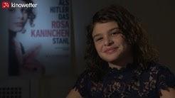 Interview Riva Krymalowski ALS HITLER DAS ROSA KANINCHEN STAHL